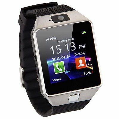 DZ-09 Smart Watch Bluetooth Phone GSM SIM Call Camera Smartwatch For Android