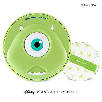 [THE FACE SHOP]X Disney Long-lasting Cushion Mike V203 natural beige