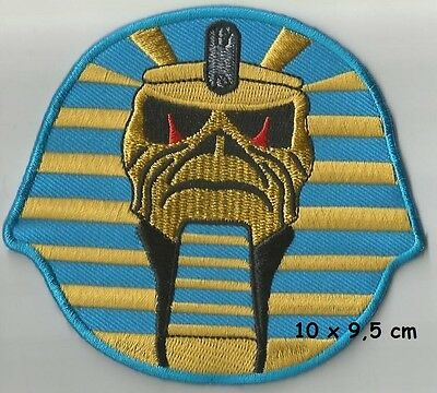Iron Maiden - Powerslave patch - FREE SHIPPING