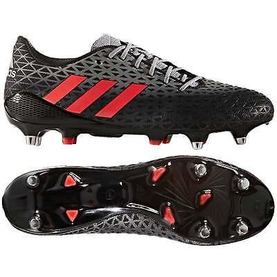 Adidas Crazyquick Malice Soft Ground Rugby Boots