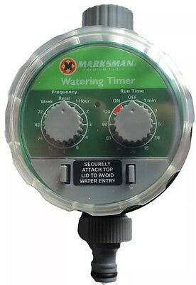 Automatic Electronic Watering Irrigation System Water Timer Garden Outdoor Uk