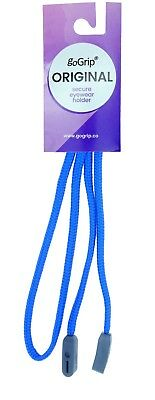 GoGrip Superior Grip Glasses Cord Royal Blue - Spectacle Holder Chain Lanyard