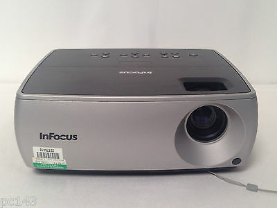 Infocus In24 Lcd Projector Used 953 Lamp Hours   Ref:592