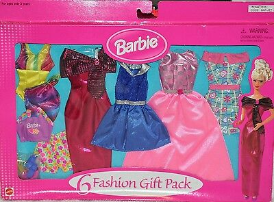 Barbie Fashion Pack From 1998 New And Sealed