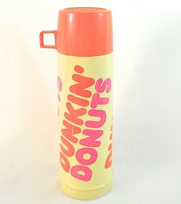 Vintage Dunkin Donuts Thermos