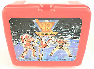 Vintage VR Troopers Lunch Box