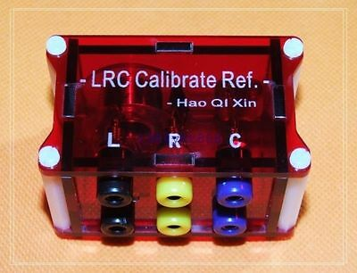 Inductance Resistor Capacitor LRC Calibrate Reference Module Box High Precision