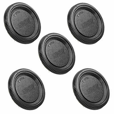 5pcs Body cap cover protector for Nikon DSLR SLR camera Wholesale lots 5x free