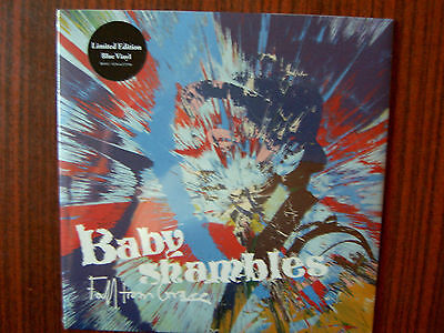 Babyshambles- Fall From Grace Blue Vinyl Single- Limited Edition NEW-OVP 2013