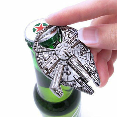 New Star Wars Millennium Falcon Metal Alloy Opener Bottles High Quality