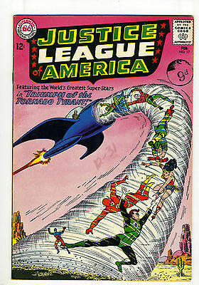 Justice League of America #17 FN 6.0