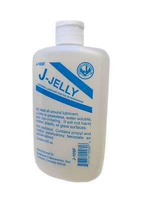 J-Jelly Lubricant 240ml Fisting Ass Play Odorless Nonfat Fertilely Lube