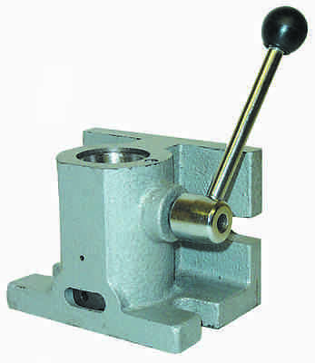 Cam Operated 5-C Horizontal/Vertical Collet Fixture