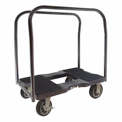 Snap-Loc All-Terraine Panel Cart Dolly Black SL1500PC6B