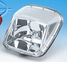 CABOCHON HARLEY lampe  FEU ARRIERE DEUCE taillight CLEAR LENS NEW Z 163152