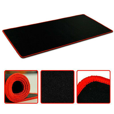 Nuovo 60 * 30cm grande Pro Gaming tappetino Mouse Pad per PC Laptop Computer