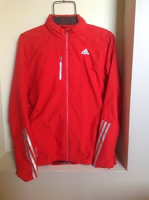 adidas Formotion water resistant running jacket