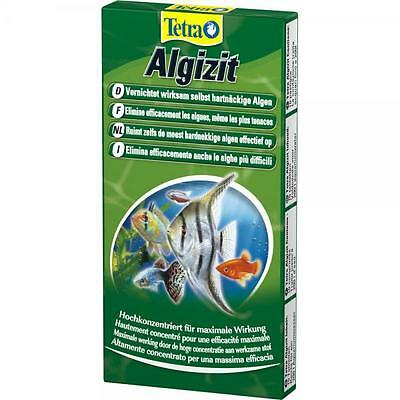 TETRA Anti-algues algizit 10 comprimés - Aquariums bio-conditionneur • EUR 11,24