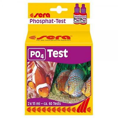 SERA Phosphate PO4 test (60 misurazioni) - Aquariums bio-conditionneur