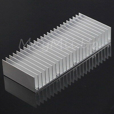 60x150x25mm High Quality Aluminum Heat Sink for LED and Power IC Transistor é