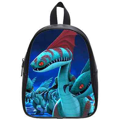 Hot New Personalized Custom How to Train Your Dragon Backpack Kid's School Bag