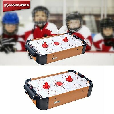 WINMAXMini Air Hockey Table   Kids Indoor Toy Hockey Portable Game XMAS  GIFT Toy