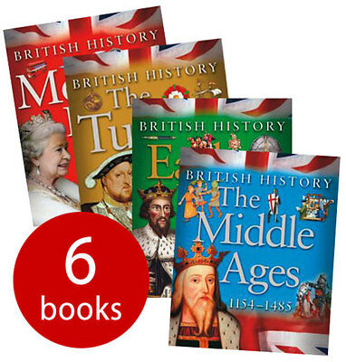 British History Collection - 6 Books