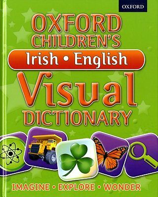 Oxford Children's Visual Irish - English Dictionary