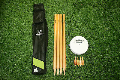 RAM Cricket Match Stumps and Fielding Markers - Clearance