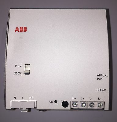 Advant 800xA SD823 Power Supply Module