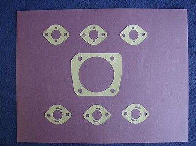 Tecumseh TC2 TC200 TC300 Gaskets Cylinder base and Carburetor gaskets NEW