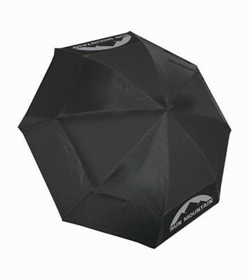 Sun Mountain Auto-Opening Golf Umbrella - Black