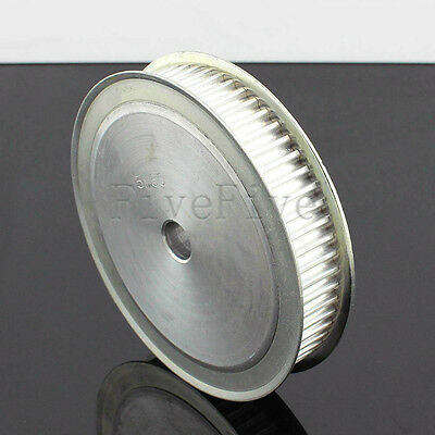 HTD 5M-60T-16W 8/10/12/15/20mm Bore 5mm-Pitch Timing Belt Drive Pulley 60 Tooth