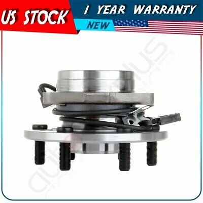 Front Wheel Hub Bearing Assembly For Cadillac Chevy GMC Pickup Truck 4WD 4x4