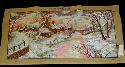 Tapestry Collection D'art No: 13.971 - Made In E.e.c. 100% Cotton -Large - New