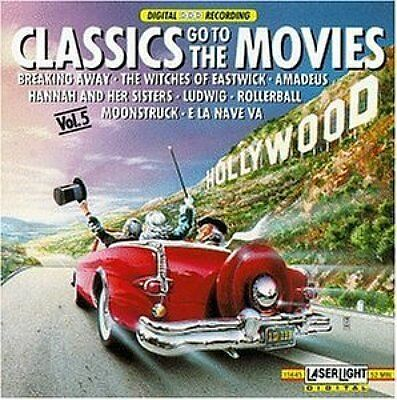 Classics Go to the Movies 5 by Classics Go to the Movies