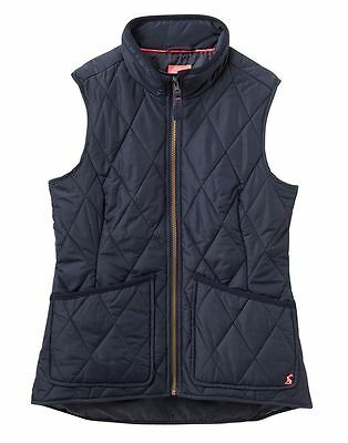 Joules Beckley Horse Riding Competition Show Jumping Warm Gilet Jacket Coat