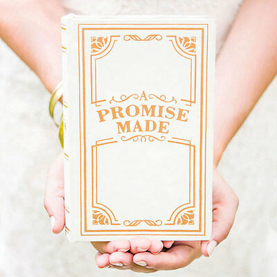 A Promise Made Vintage Inspired Jewelry Book Box Weddingstar