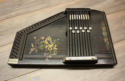 Meinel Autoharp - Vinatge Zither made in Germany - Rare