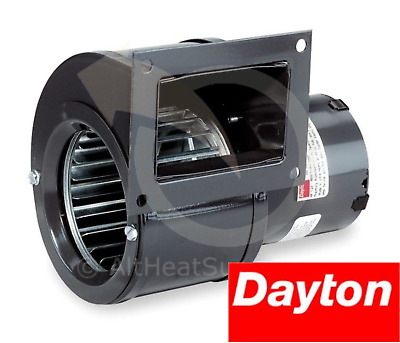 Dayton Blowers 6FHX8, 115 Volt, Draft Fan 4C446 Blower, 148 cfm Fasco A166
