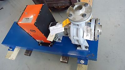 DICKOW PROCESS PUMP MAGNETIC DRIVE NKL s 50/210 52/210 ON BASE AN10q Magnet NEW