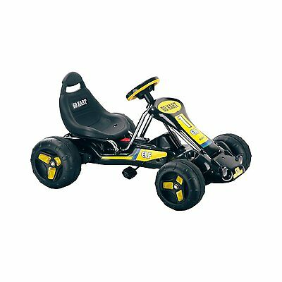 Pedal Powered Go-Kart Race Kids Off Road Ride Sport Car Exercise Drive Cart New