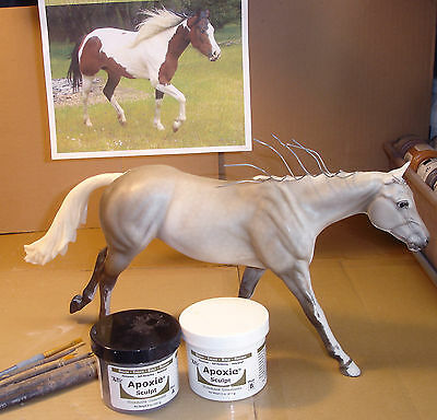 """Introduction to Customizing"" DVD for Breyer model horses by Sheryl Leisure"