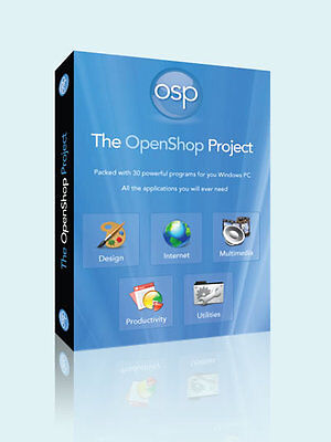 Open Office Suite Professional Word Processor 2016 Software For Windows NEW
