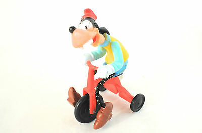 Vintage Gabriel Goofy Riding Tricycle Toy