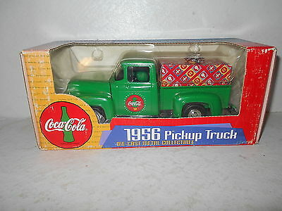 Ertl 1956 Ford Pickup Truck - Coca-Cola - #4 in the Series - F295