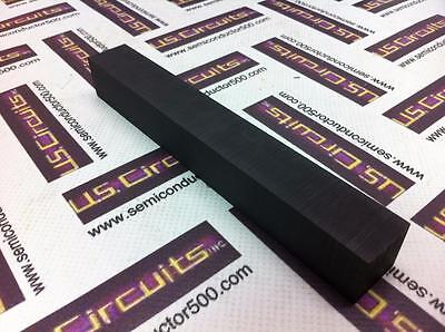"POCO UNOCAL 76  1"" x 9"" x 1.5"" GRAPHITE BLOCK 1X9X1.5  P/N S5500ZBS New"