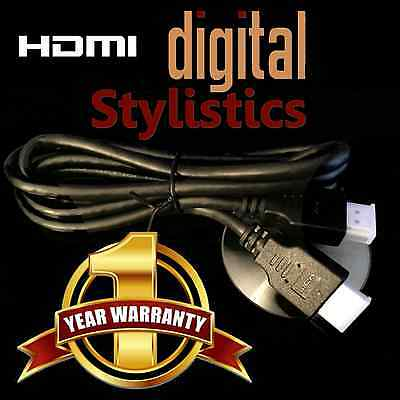 HDMI Cable - 6FT 1080P High-Speed HD AV Audio Video Cord - (NEW) (TV Blu-Ray PS)