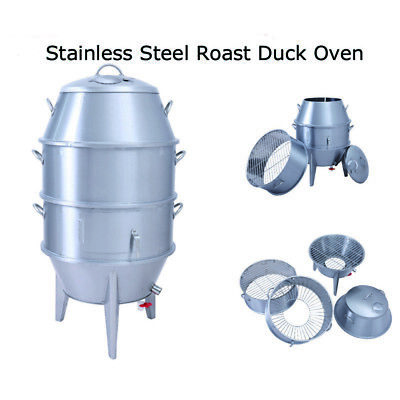 Stainless Steel Roast Duck Oven Business Equipment Delicious Chinese Food Restau