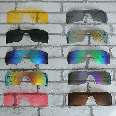Multi-Color Replacement Lenses for-Oakley Oil Rig Sunglasses Polarized